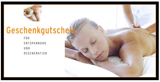 Gutschein - Praxis für Physiotherapie Ines Böttcher in 12435 Berlin